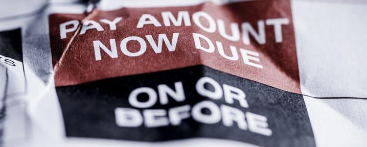 Legislation Information - avoid late student loan payments