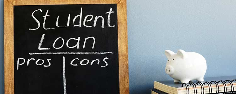 pros and cons of paying off student loans early